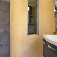 Wandgestaltung ohne Fliesen für Ihr Traumbad