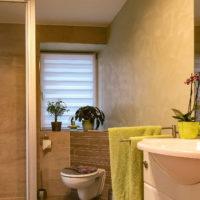 Barrierefreie Modernisierung einer Dusche